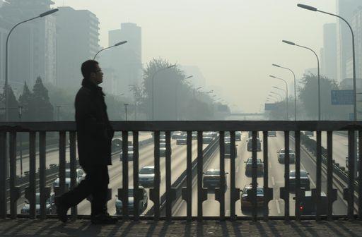 cina troppo smog
