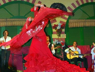 abbigliamento tradizionale spagnolo