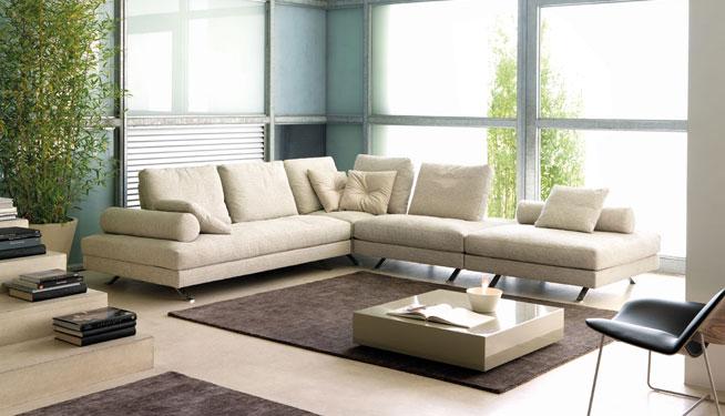 Salotto elegante moderno idee per il design della casa for Salotto elegante