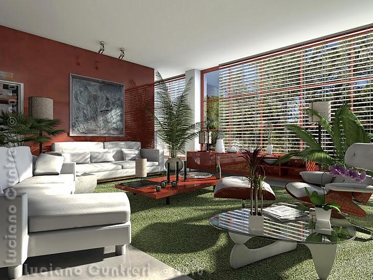 Nuovissimo ed eccentrico salotto moderno - Notizie.it