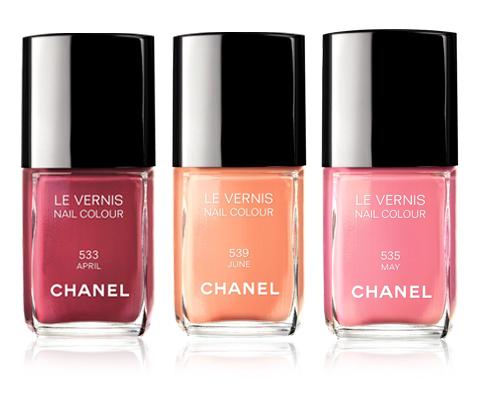 Smalti Chanel PE 2012