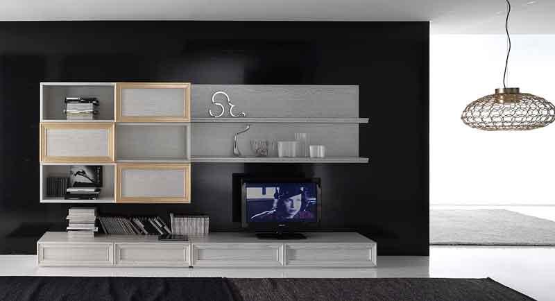 Moderno ed esclusivo soggiorno for Mobili da salotto moderni