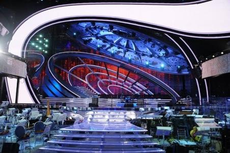18151099 festival di sanremo 2012 ecco la scenografia del palco del teatro ariston 0