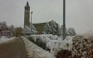 Monghidoro sotto la neve