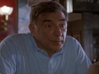 Bartender Sam Coppola