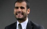 Il tecnico del Barcellona Guardiola
