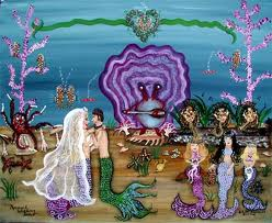 Matrimonio da sirena