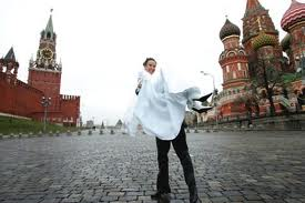 Matrimonio in Russia