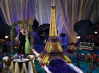 Come organizzare un matrimonio con un tema parigino