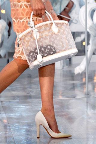 Transparent Lockit di Louis Vuitton