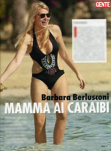 barbaraberlusocni bikini