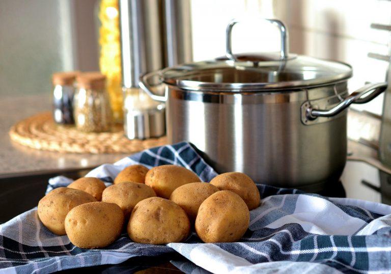 congelare le patate