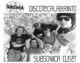 dj set subsonica