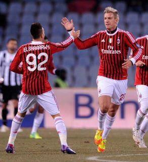 Milan, sei da scudetto!