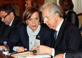 Foto Monti e Fornero