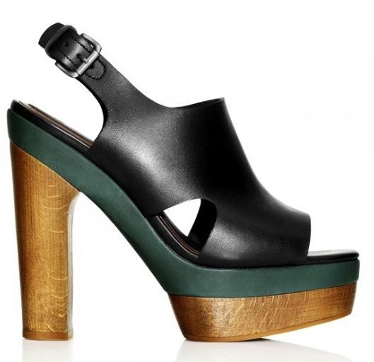 Marni per H&M: la capsule collection low cost, le proposte di scarpe