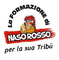 Logo  Naso rosso home