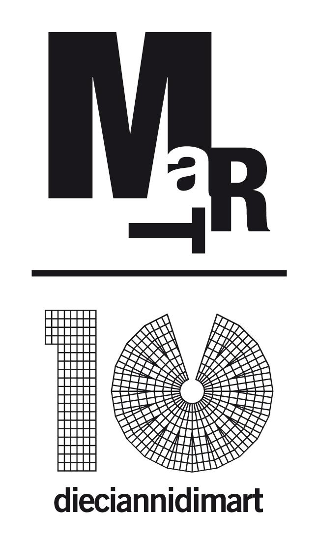 Mart 10anni Logo 02