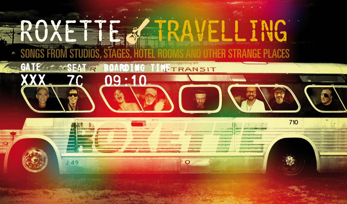 Roxette cover album TRAVELLING