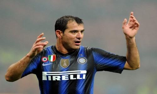 Dejan Stankovic, centrocampista dell'Inter