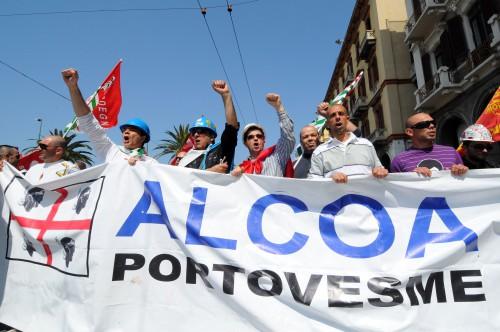 Operai Alcoa