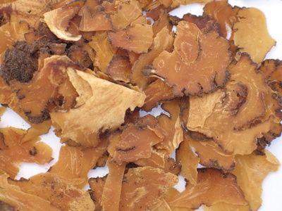 Come usare la radice essiccata del ginseng asiatico