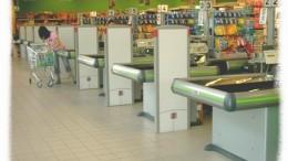 banchi supermercato