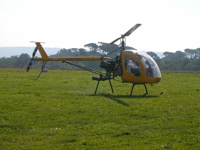 Elicottero ultraleggero