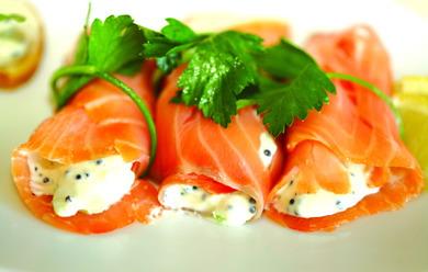 involtini salmone