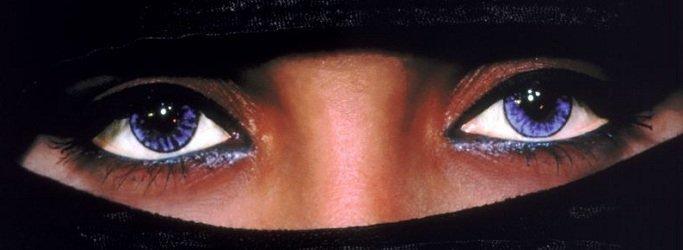 islam velo occhi 683