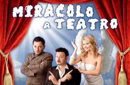 miracolo a teatro
