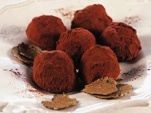 tartufi al cioccolato 300x225