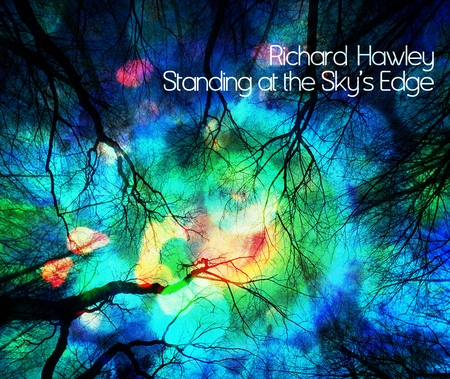 Cover album RIchard Hawley Standing at the skys edge