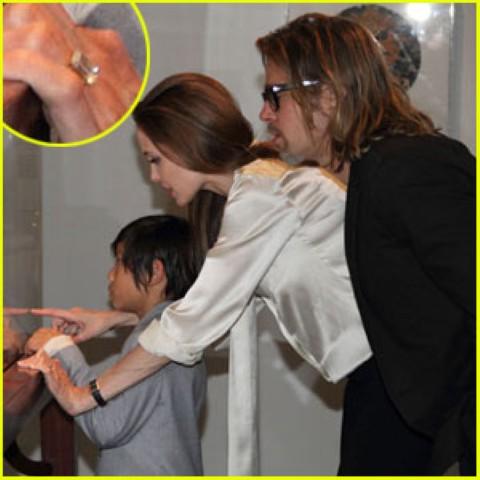 Jolie pitt fidanzamento 7