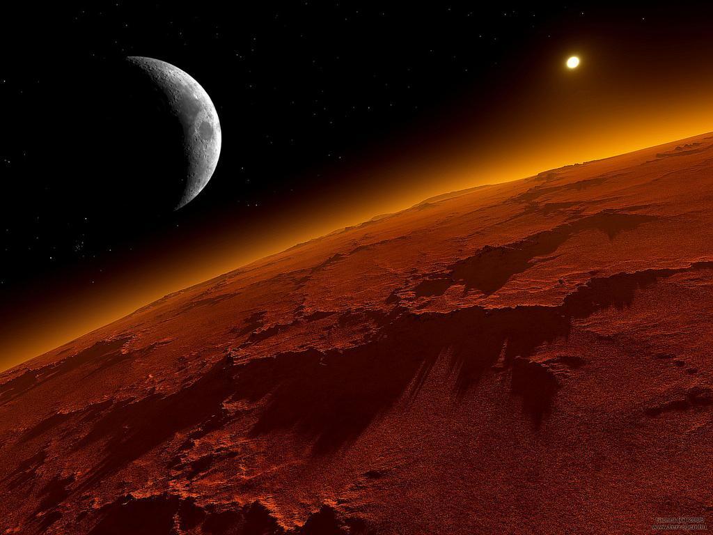 Siena, e se la vita su Marte ci fosse veramente?