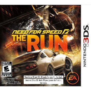 Need for Speed The Run per 3DS