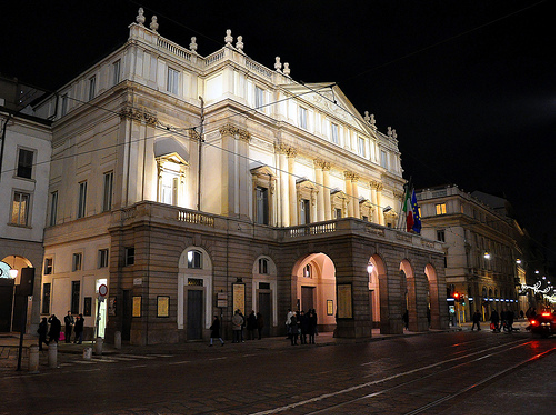 Scala di Milano