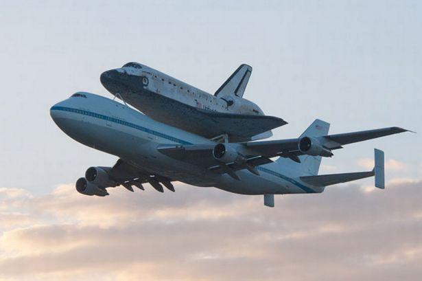 Boeing Space Shuttle for Mars - Pics about space