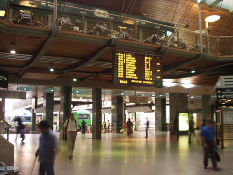 Milano, stazione Cadorna