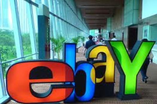 Il logo Ebay