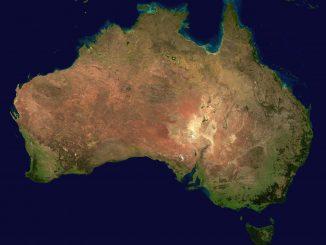 spedire pacchi in Australia