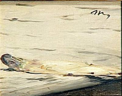 Galeotto fu l'asparago e chi lo dipinse