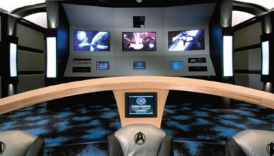 Star Trek Home Theatre