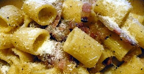ricetta pasta gricia