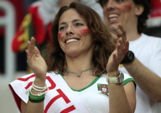 Soccer Euro 2012 Germany Portugal