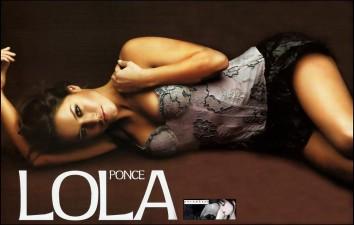 Lola Ponce revista MAN 4