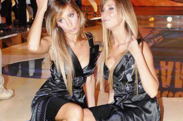Le gemelle Imma ed Eleonora De Vivo