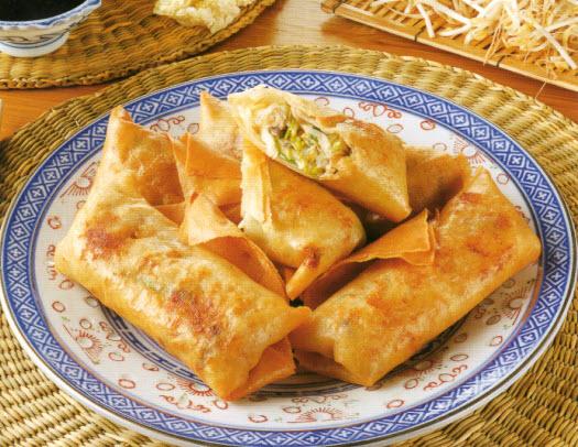 Ricette salate involtini primavera for Ricette cinesi