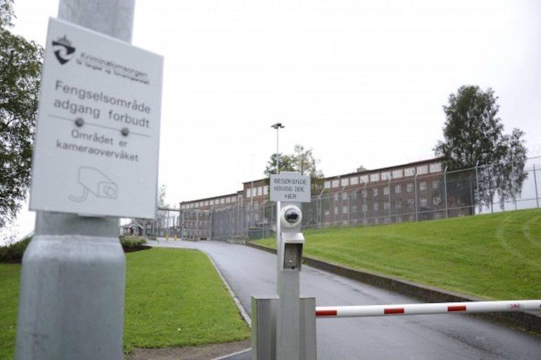 prigione Breivik