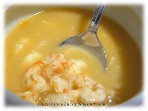 Zuppa di gamberi 300x225